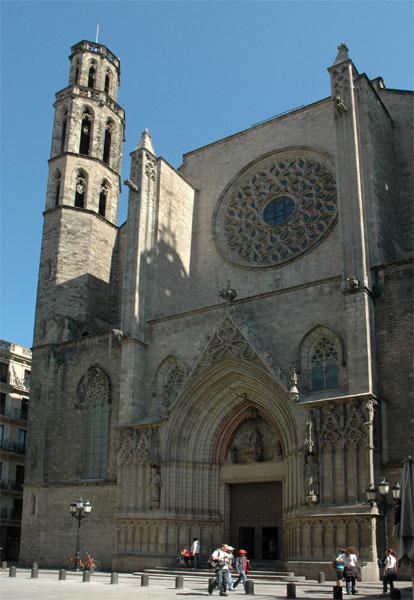 File:Santa Maria del Mar 2.jpg