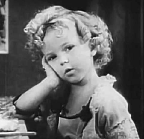 Shirley temple from the Public Domain movie &q...