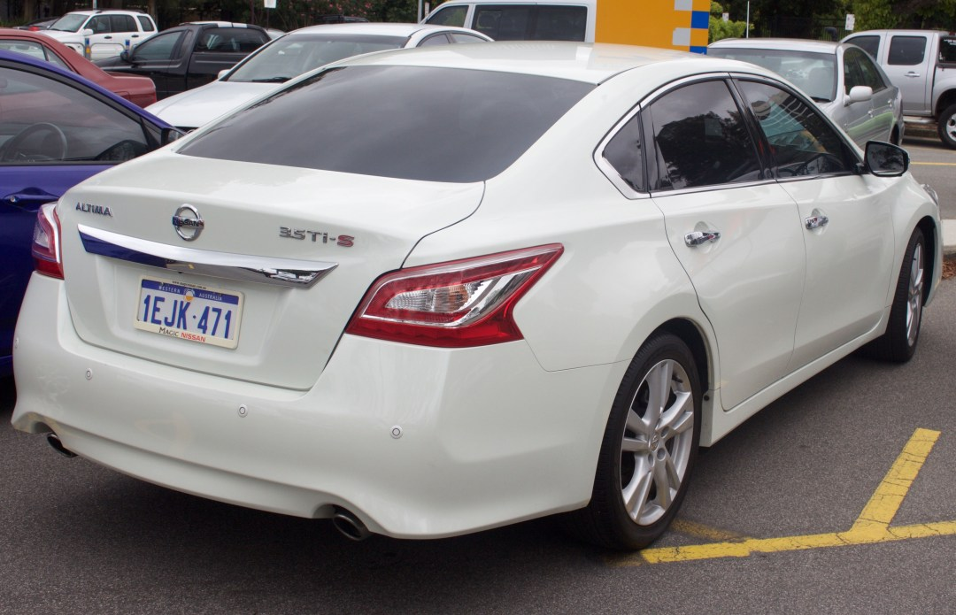 nissan altima fifth generation