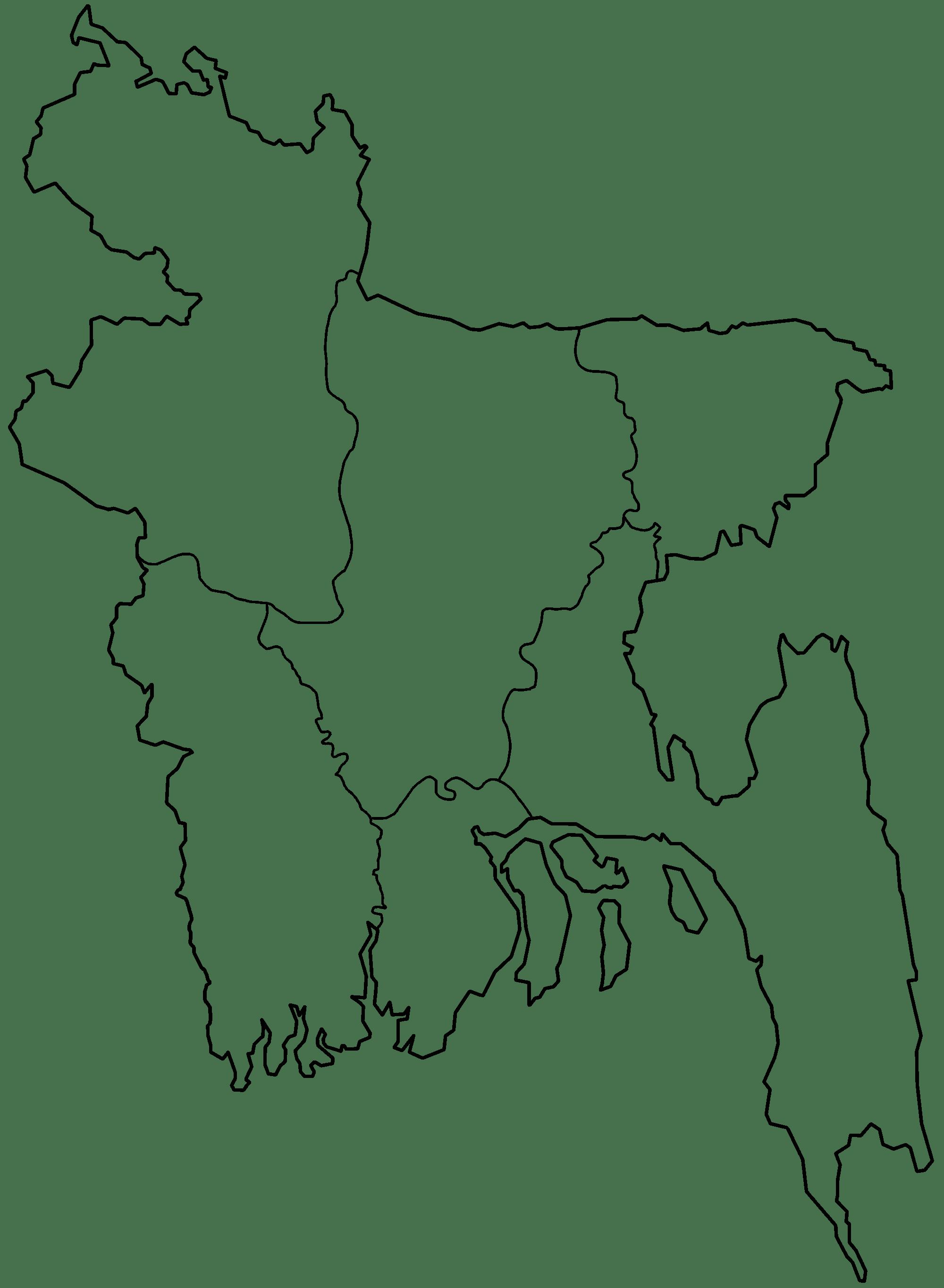 File Bangladesh Divisions Blank