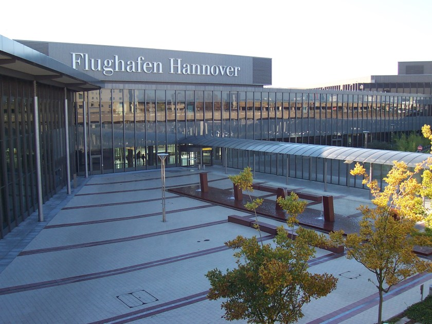 Bildresultat för hannover airport