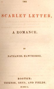 This is the title page for the first edition o...