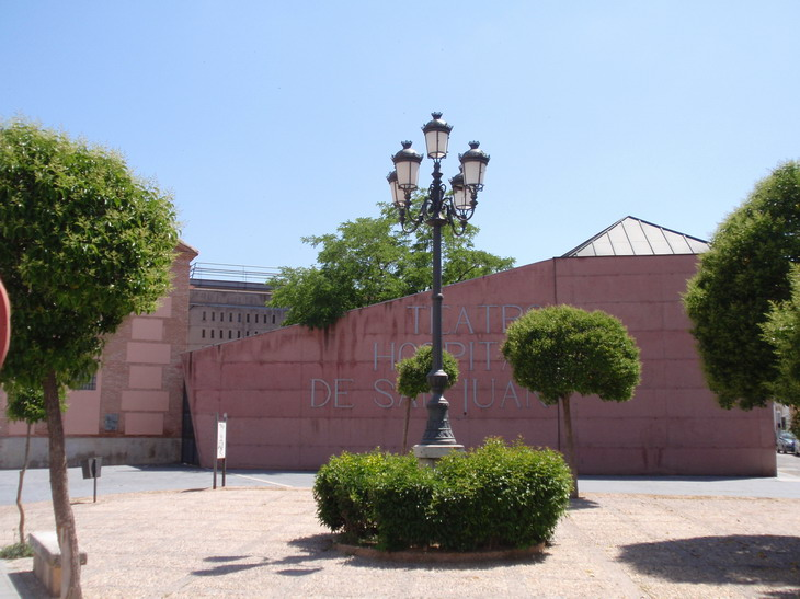 Archivo:Almagro. Hospital de San Juan.jpg