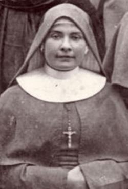 blažena Irene Stefani - redovnica in misijonarka
