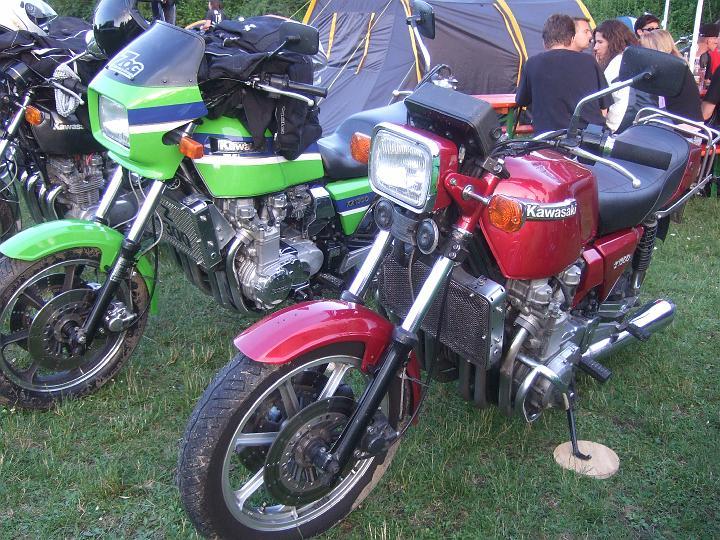 Xii 1989 Voyager Kawasaki