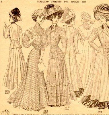 Istorija odevnih predmeta - Page 7 Standard1908