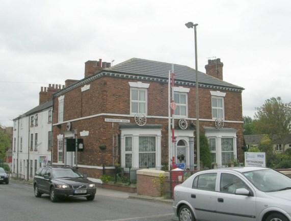 File:Temperance House - New Street-Barlby Road - geograph.org.uk