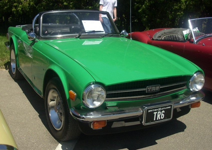 1968 dodge cars »                                                                                                          Wikipedia 1976                                                 TR6