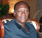 Alassane Ouattara, the former Prime Minister o...