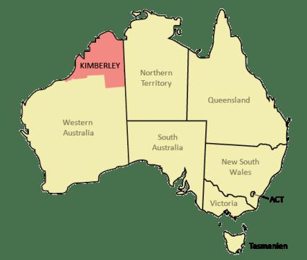 Kimberley Aboriginal Rock Art Paintings