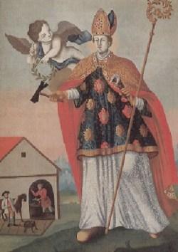 sveti Leon iz Katanije - škof