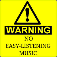 English: No Easy Listening Music