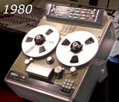 Solidyne GMS200 tape recorder with computer se...