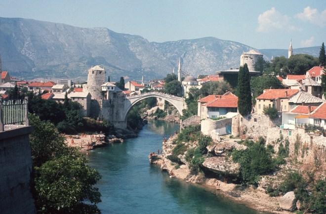Stari-most-old-bridge,mostar,bosnia