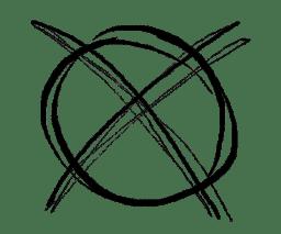 Slender Man proxy symbol