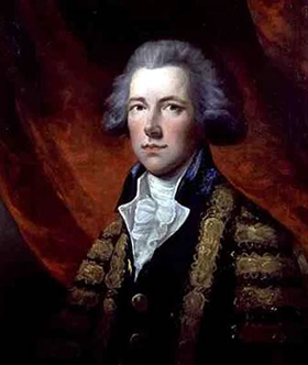 Portrait of William Pitt the Younger as Prime ...