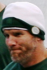 Brett Favre at the 2006 Seahawks game - croppe...