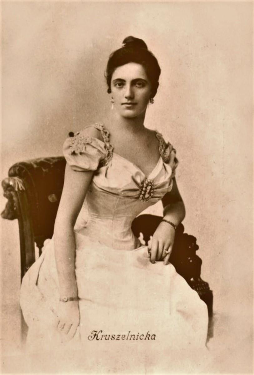 Solomiya Krushelnytska