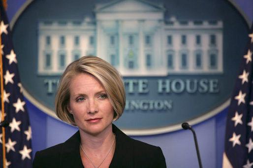 [Former White House press secretary and undeniable female, Dana Perino]