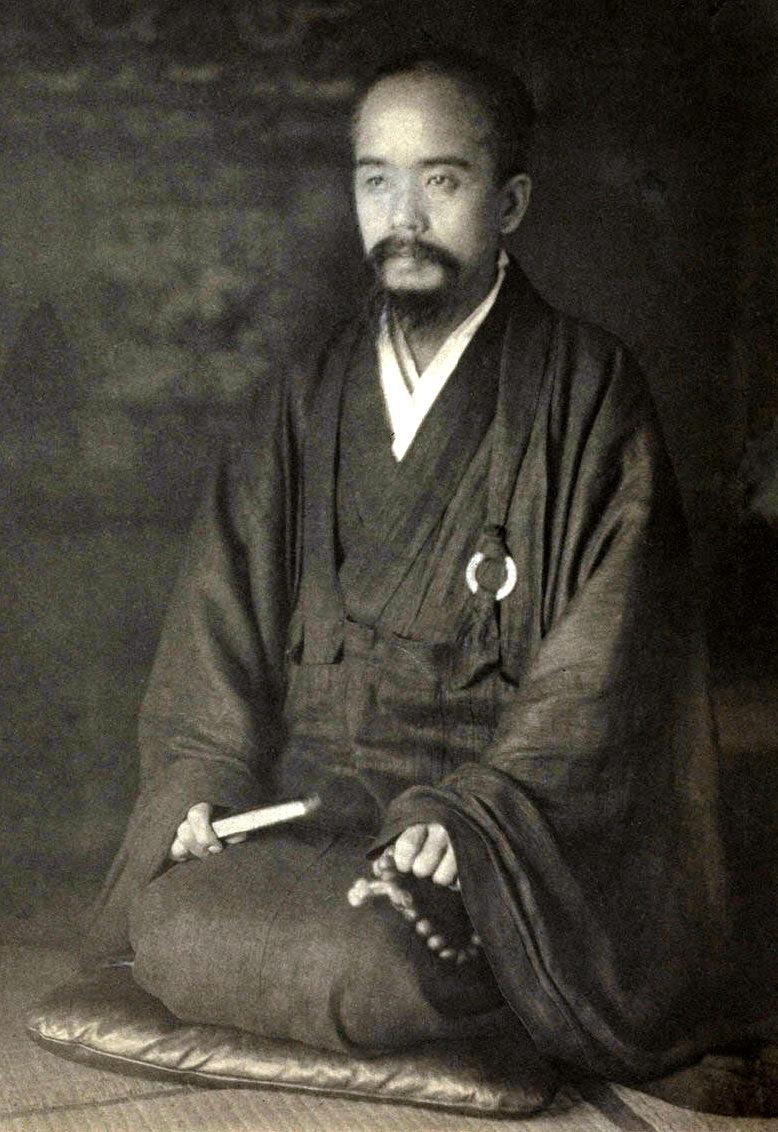 Ekai Kawaguchi (1866-1945) - Wikicommons