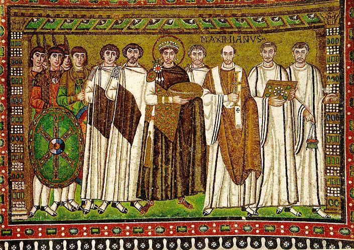 File:Justinian mosaik ravenna.jpg