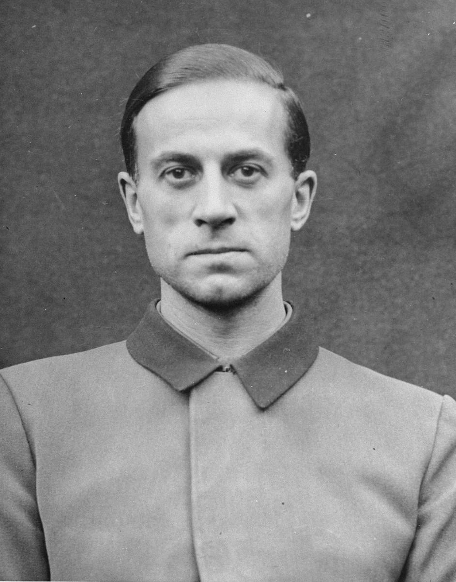 Dr. Karl Brandt, Hitler's personal physician a...