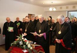 Synod of Bishops UGCC (21 March 2011)