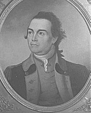 American Revolutionary War General John Sullivan
