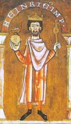 Ερρικος ο Δ (1056-1105)