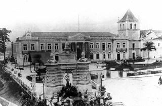 Resultado de imagem para palácio do governo são paulo pateo do colegio