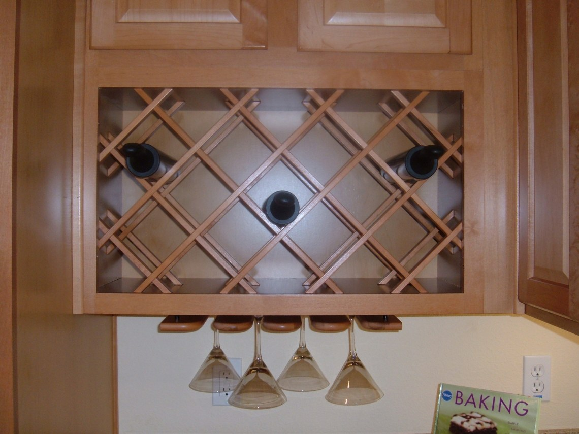 %name Hanging Kitchen Storage Solutions