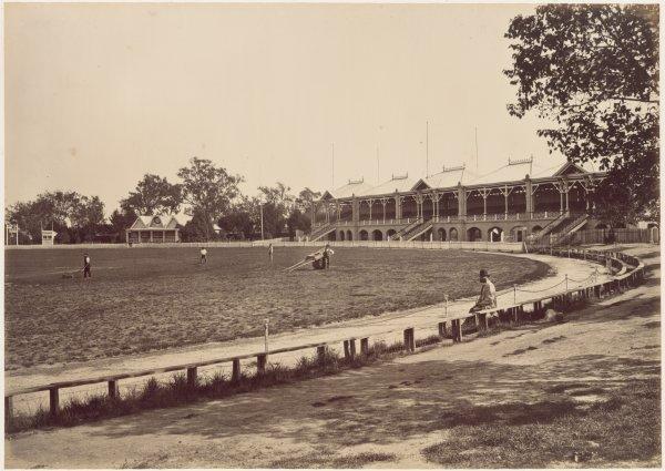 MCG  circa 1878