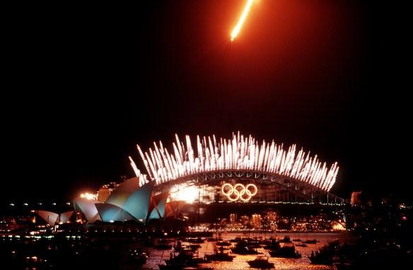Olympische Spelen in Sydney voor Nederland enorm succesvol