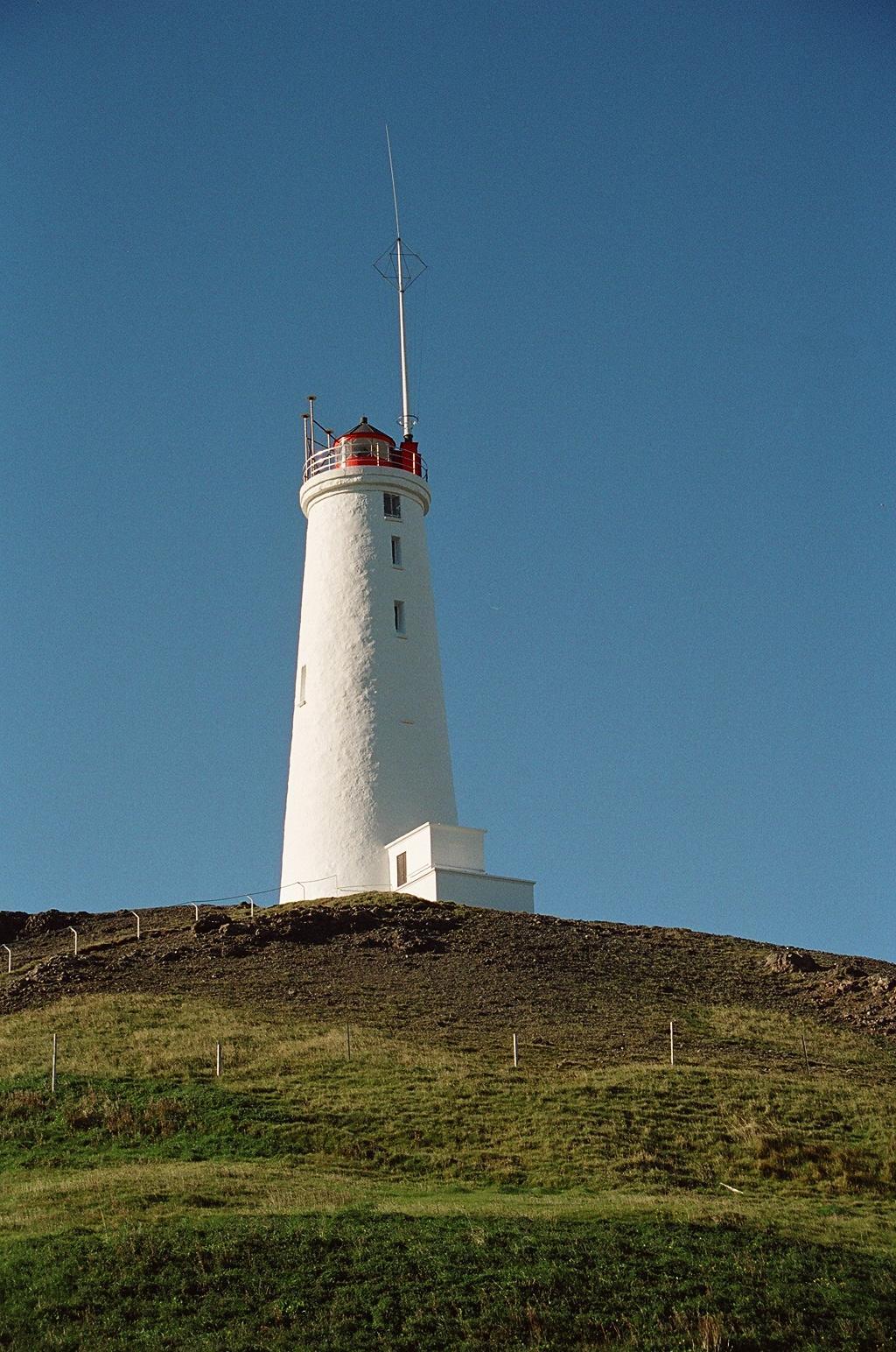 Reykjanesviti Wikipedia