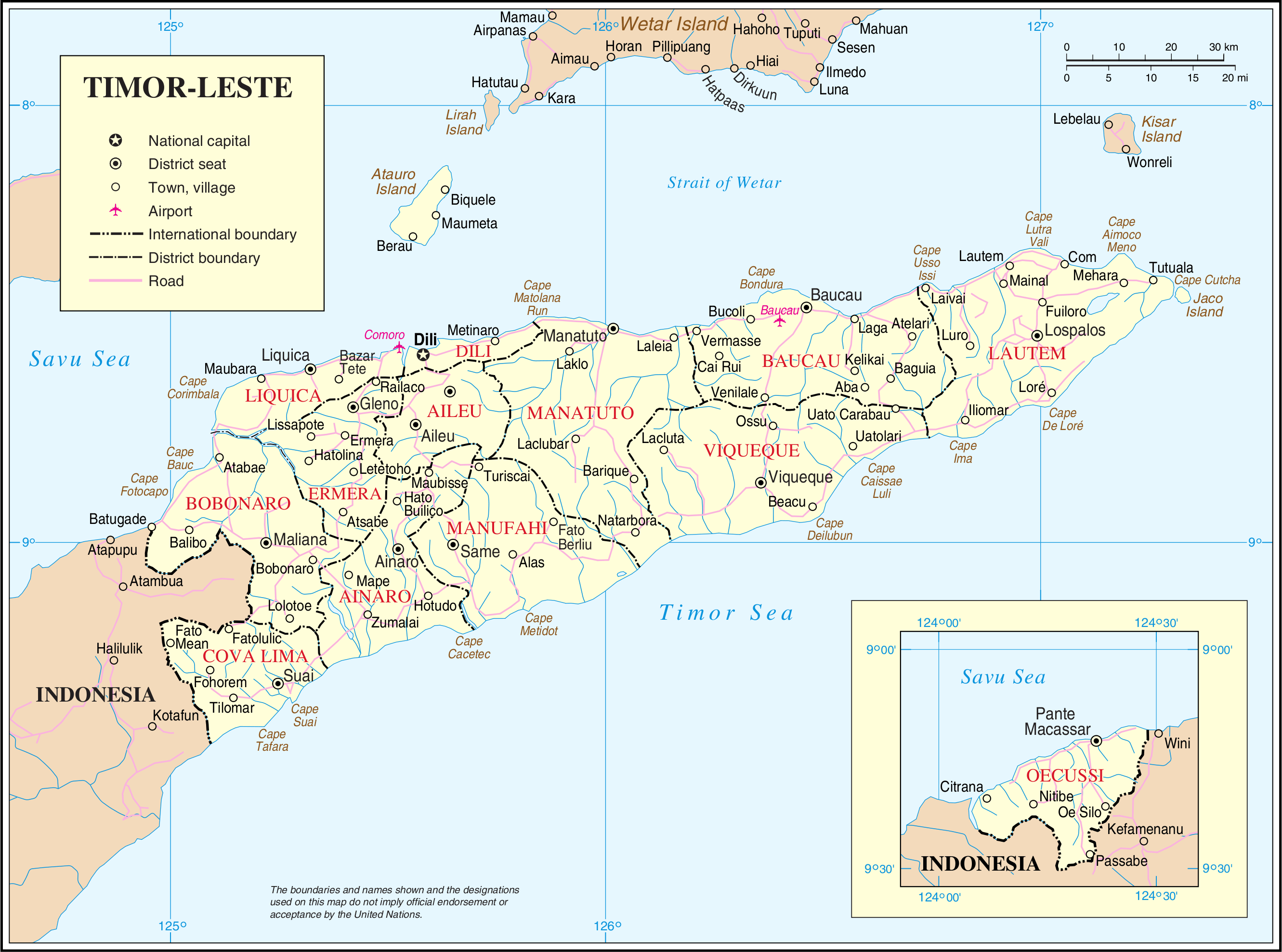 An enlargeable map of the Democratic Republic ...