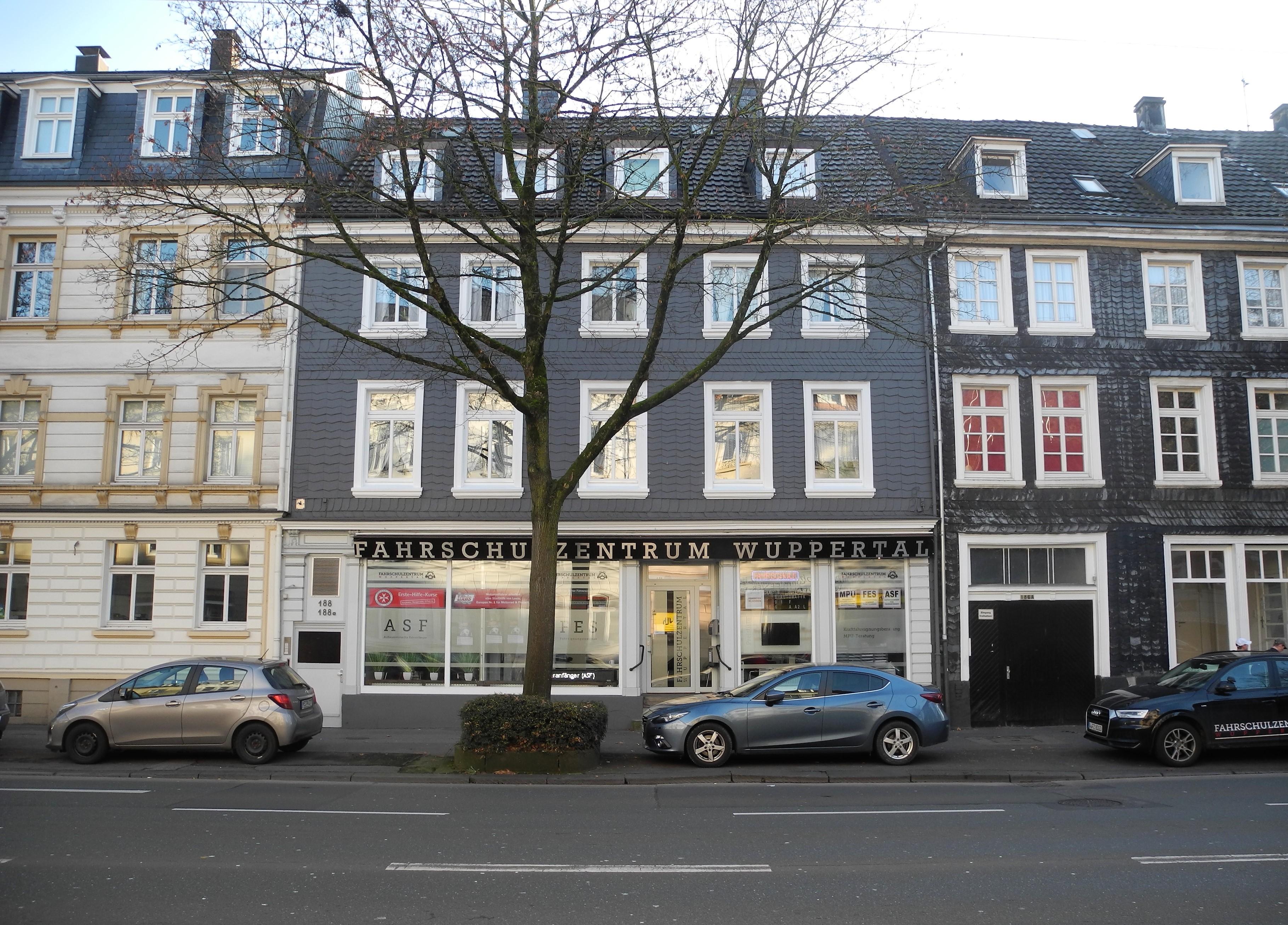 Datei Wuppertal Friedrich Engels Allee 188 Panorama Jpg Wikipedia