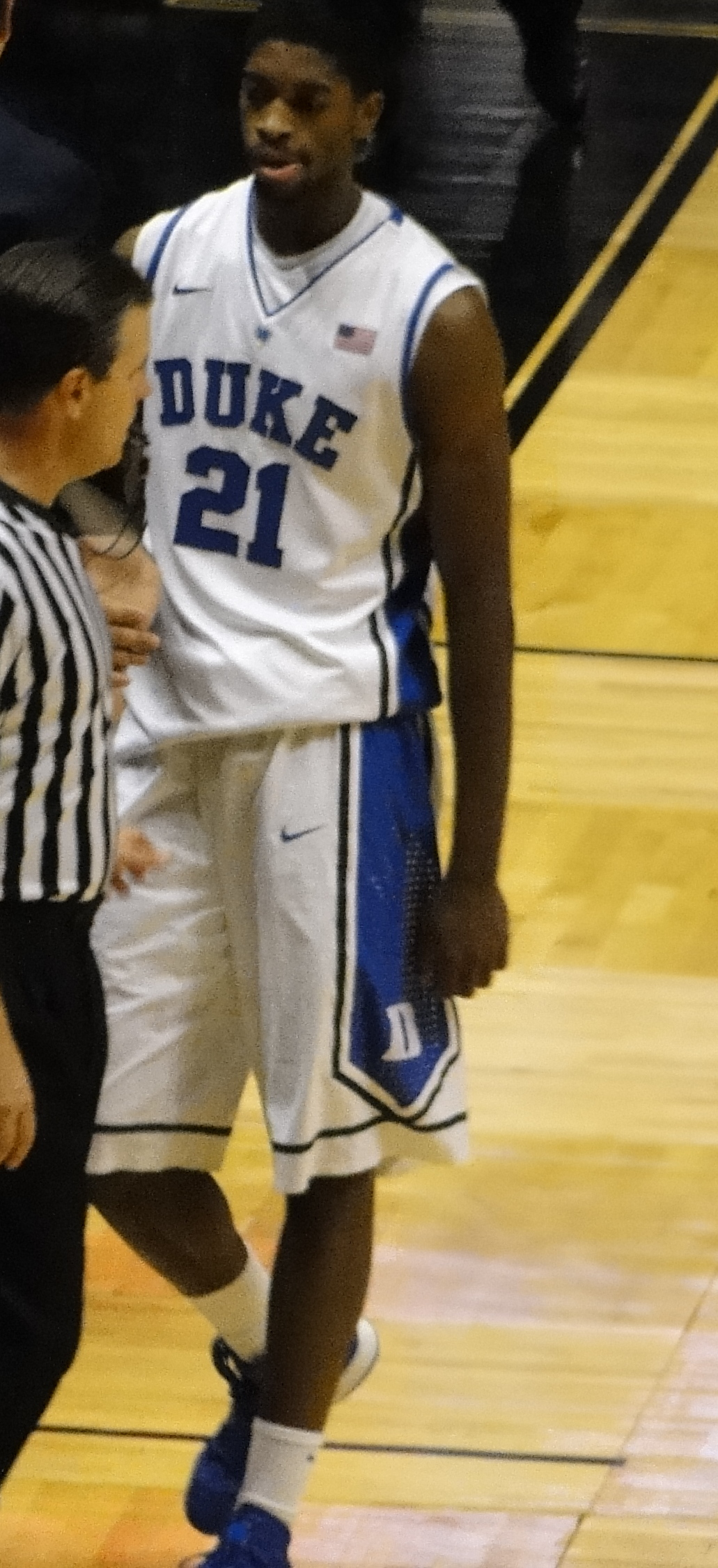 Amile Jefferson Wikipedia