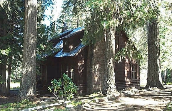 Clackamas Lake Ranger Station Historic District Wikipedia