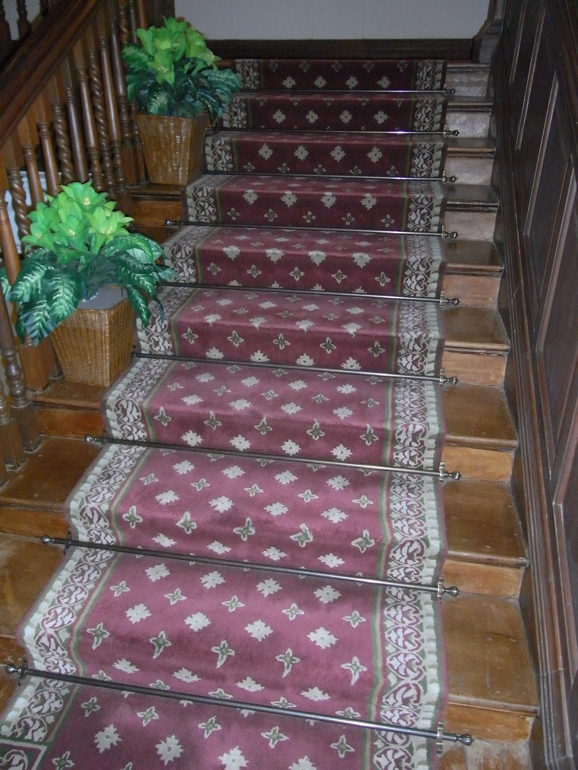 stair rod wikipedia