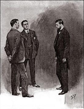 Illustration of the Sherlock Holmes adventure ...