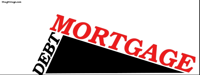 foreclosure defense due to mortgage debt