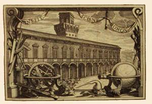 English: Palazzo Poggi In Bologna - Italy.