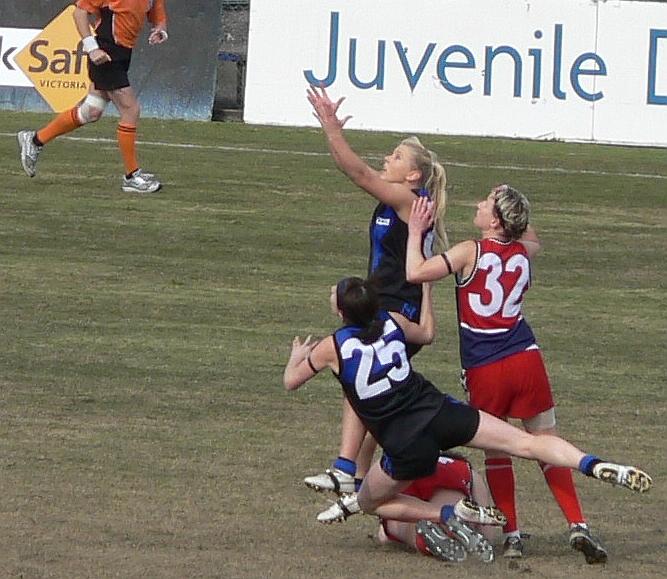 List Of Australian Rules Football Womens Leagues Wikipedia
