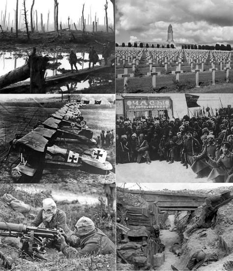 Resultado de imagen para guerras mundiales