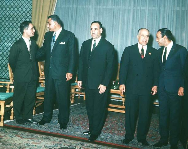 File:1964 Arab League Summit, Alexandria.jpg