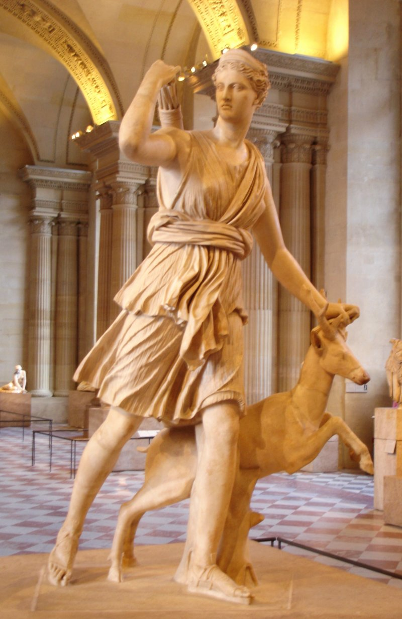 The Diana of Versailles