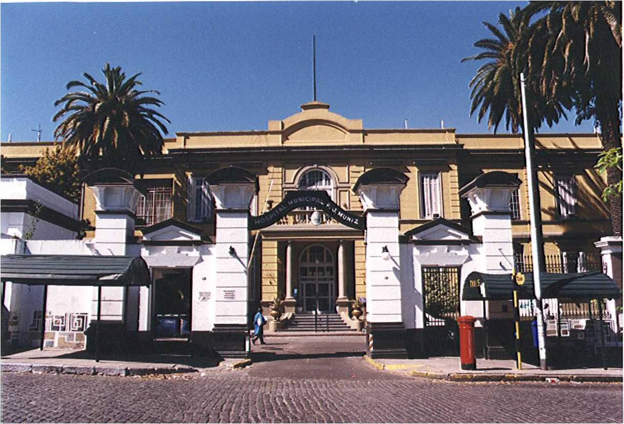 Hospital Muñiz (Bild: Patricia L. Rodriguez via Wikimedia Commons)