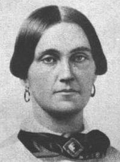 Mary Surratt; from http://members.aol.com/RVSN...