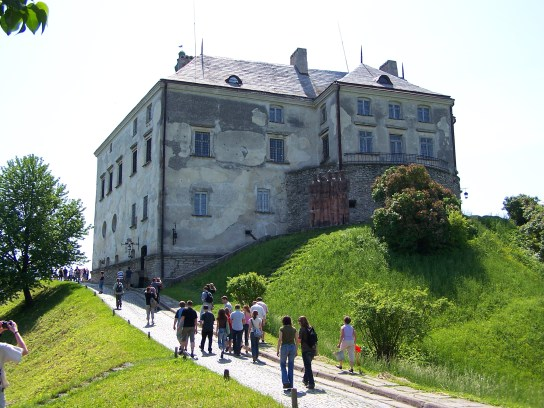 Image result for Olesko Castle in Olesko, Ukraine