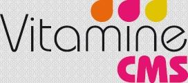 English: logo du vitamineCMS Français : log du...